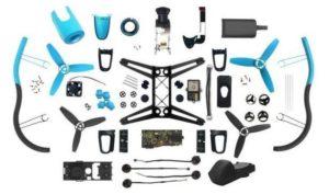 drone onderdelen